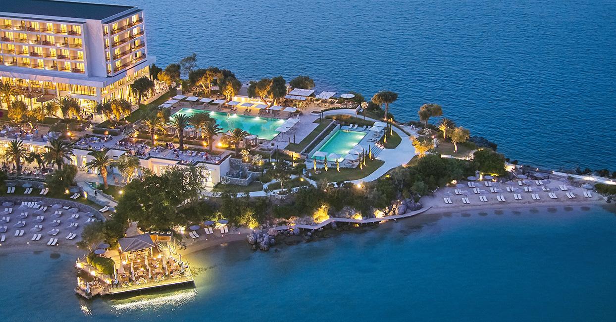 Grecotel Corfu Imperial | 5 star Hotel in Corfu Island