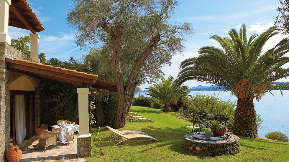 Aeolos Beach Resort Bungalow