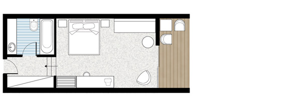 Superior Bungalow Floorplan