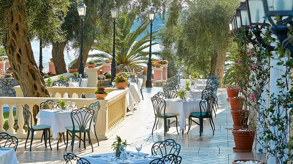 Mon Repos 'Mediterranean Buffet Restaurant'