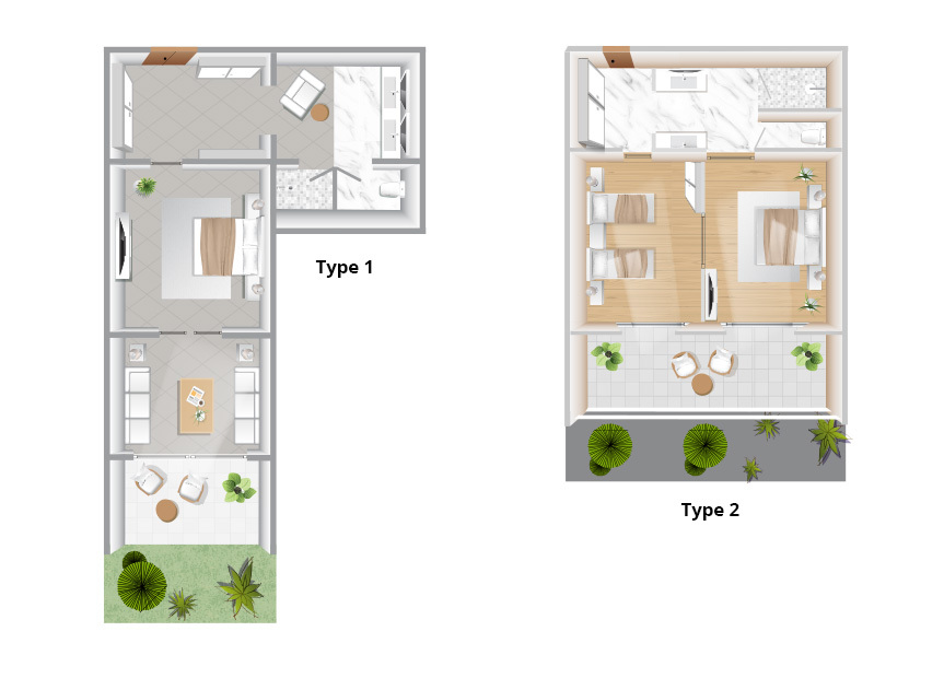 01-boscheto-family-suite-garden-view-floorplan