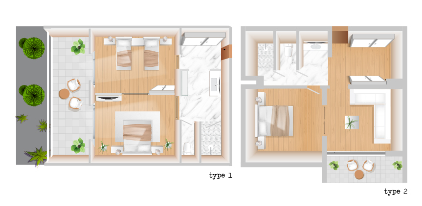GRAND-Family-Suite-accommodation-in-corfu-floorplan