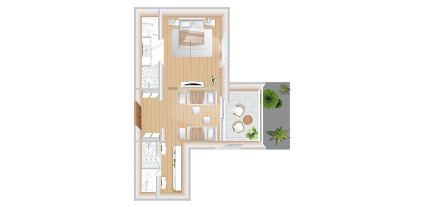 corfu-imperial-two-bedroom-family-suite-floorplan
