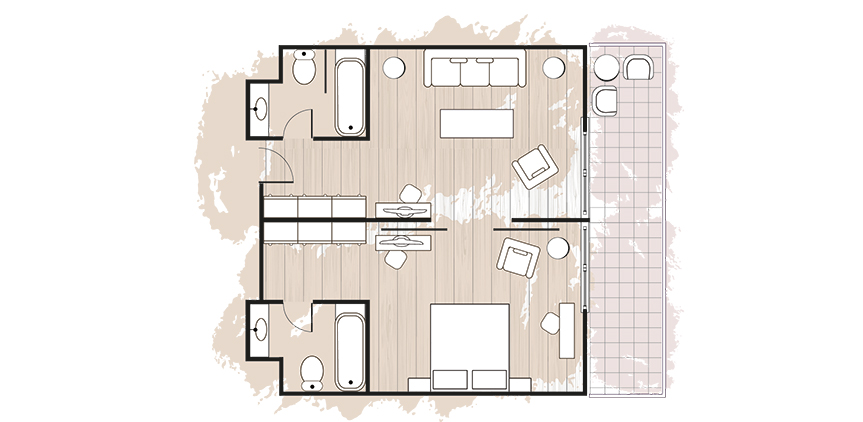 luxury-suite-sea-view-floorplan