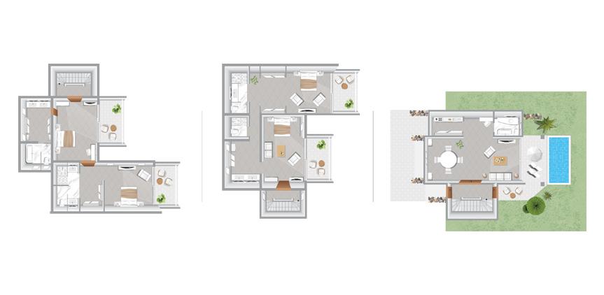 corfu-imperial-2-Bedroom-Beachfront-Villa-Private-Pool