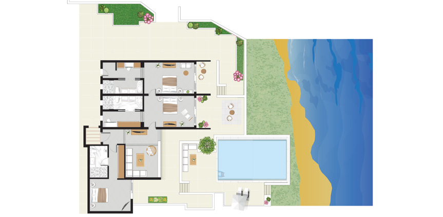 3-bedroon-dream-villa-waterfront-with-private-pool-floorplan