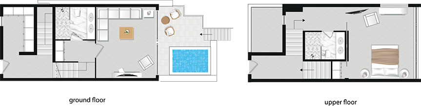 Maisonette-on-the-Rocks-Private-Pool-Waterfront-floorplan-in-corfu-imperial