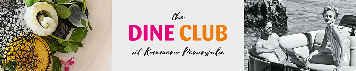 DINE CLUB-HALBPENSION