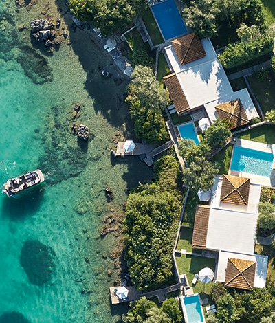 corfu imperial last minute villa offer -