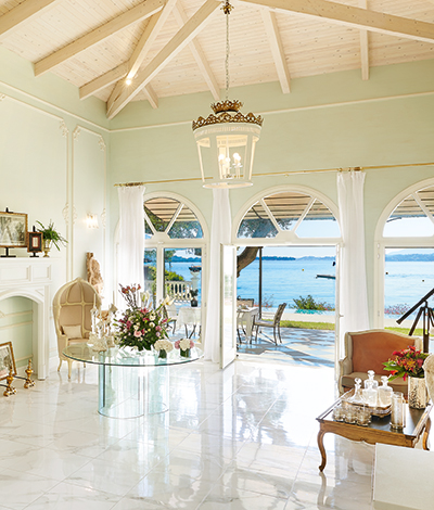 corfu imperial villa offer -