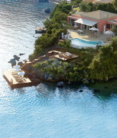 corfu imperial villa offer -