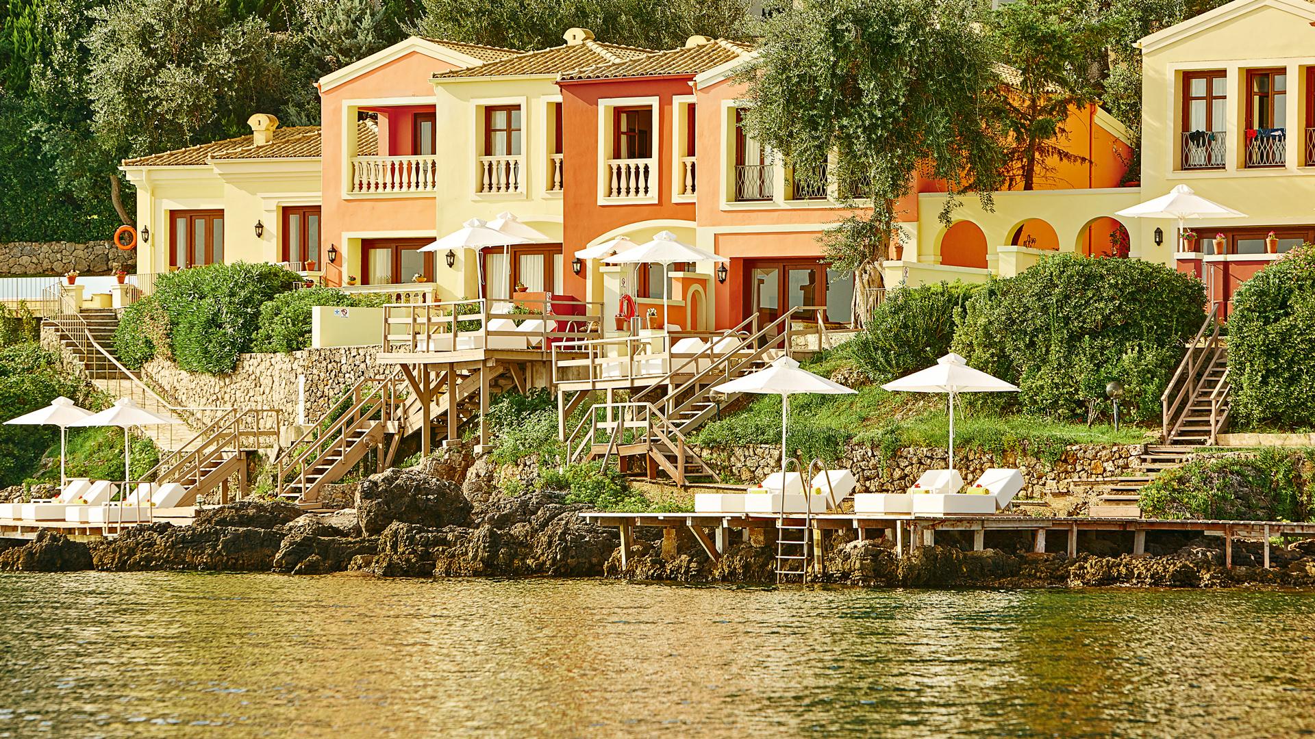 Corfu Imperial Luxury Hotel in Corfu